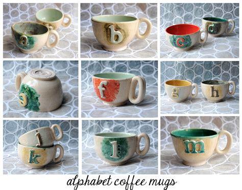 Ceramics Handmade - handmade ceramics alphabet mugs nursery rhyme teapots