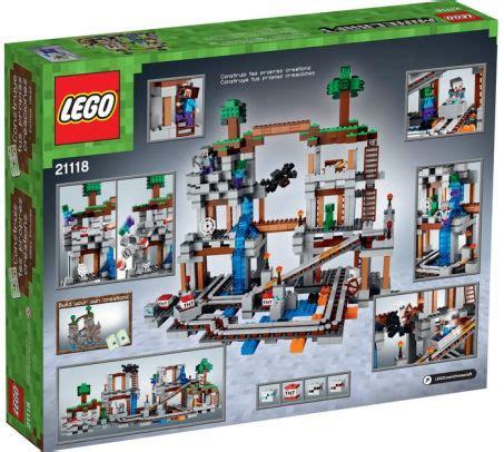 Lego 21118 Minecraft The Mine lego minecraft the mine 21118 673419222792 item