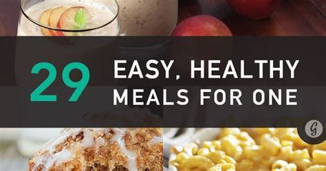 Make Fast While Meeting Insanely by 29 Insanely Easy Healthy Meals You Can Make In Minutes