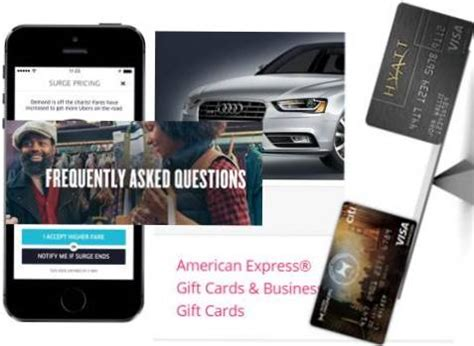 Uber Gift Card Credit Not Working - playing uber roulette amex gift card portal clawbacks unbiased credit card rankings