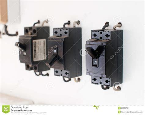 Switch Breaker Breaker Switch Stock Illustration Image Of Machine Color 28696741