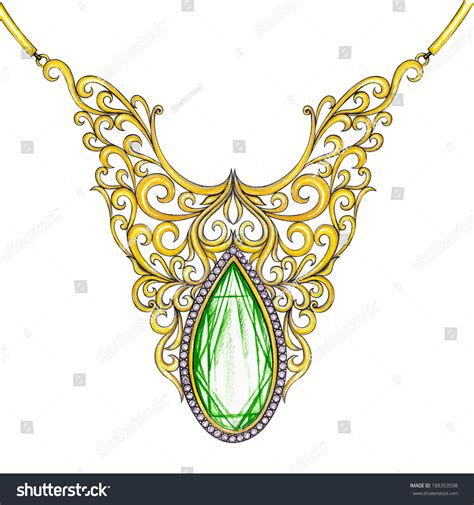Home Design 3d Gold Ideas Image Gallery Necklace Drawing