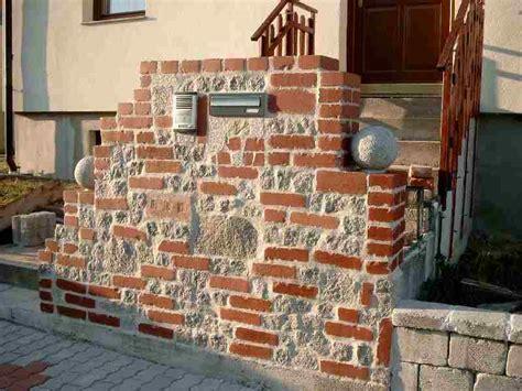 ziegelmauer garten deko hundertwasser mauer mein sch 246 ner garten forum