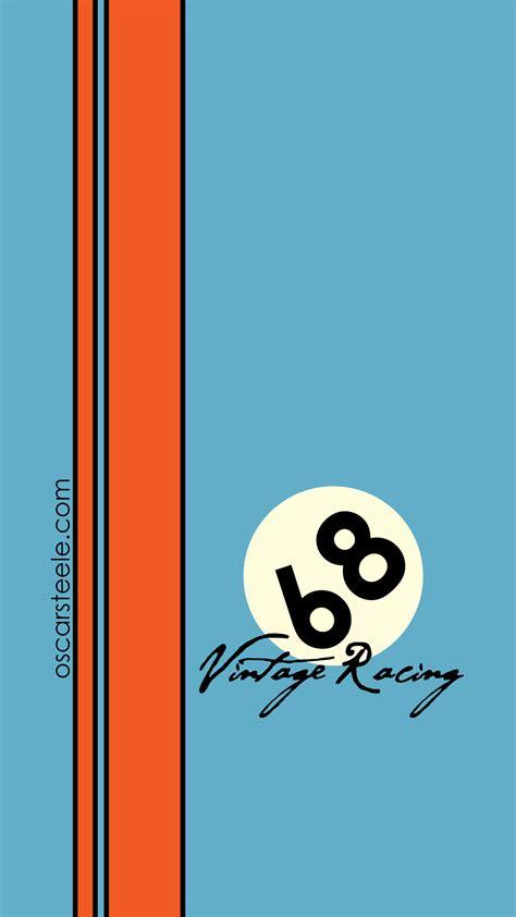 vintage gulf logo racerx steven walper