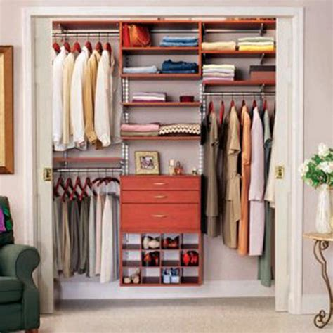 wardrobe organization closet storage for small spaces ideas advices for