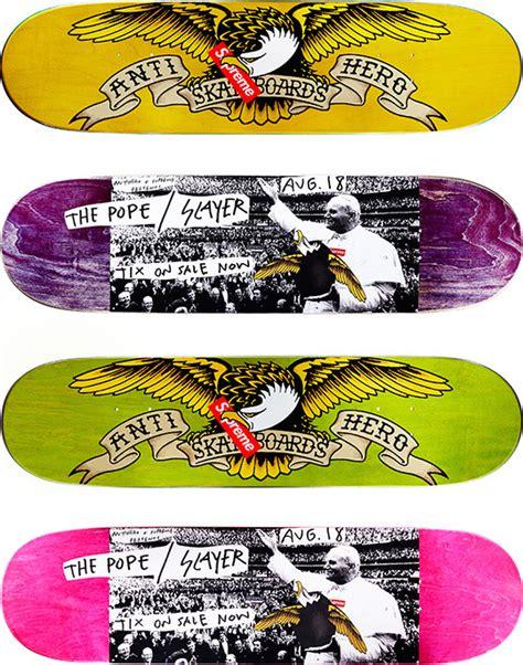 supreme boards supreme og palace skateboards lancerer flere samarbejder