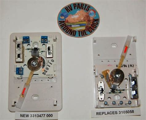 duo therm rv thermostat wiring replace dometic analog
