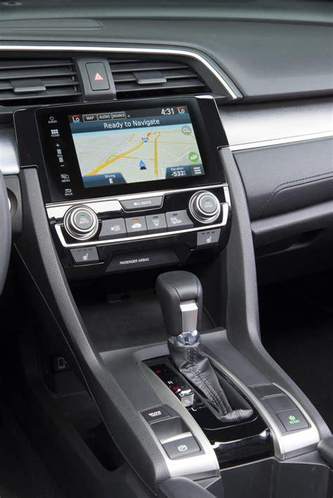 Lu Led Mobil Civic 2016 honda civic 蝙imdi apple carplay ve turbo lu