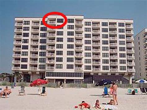 dog house myrtle beach oceanfront penthouse avec vue impressionnants et marcher