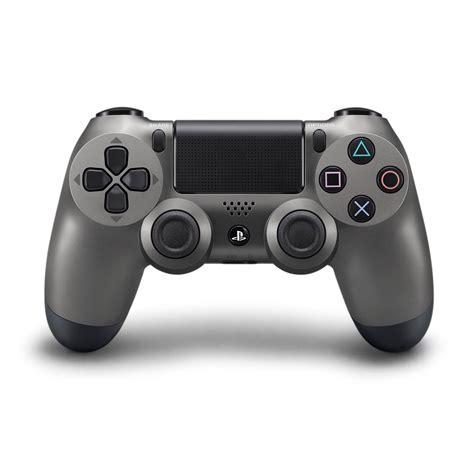Ps4 Dualshock 4 playstation 4 dualshock 4 wireless controller steel black