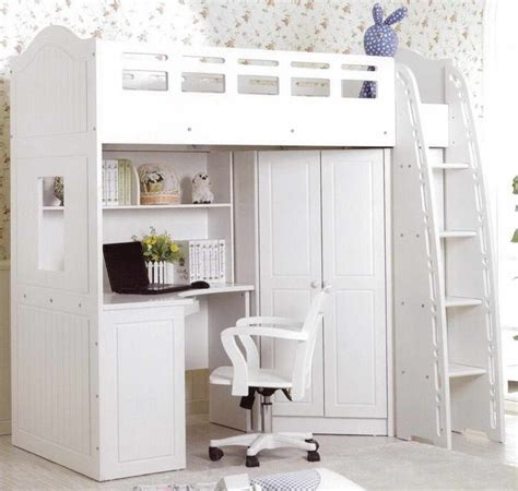 Space Saving Bunk Beds For Adults Space Saving Size Loft Beds For Adults Loft Bed With Desk Chair With Flowers Wallpaper