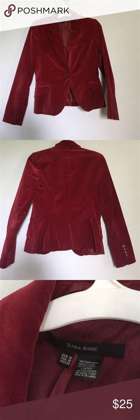 Blazer Zara Maroon best 25 maroon blazer ideas on burgundy