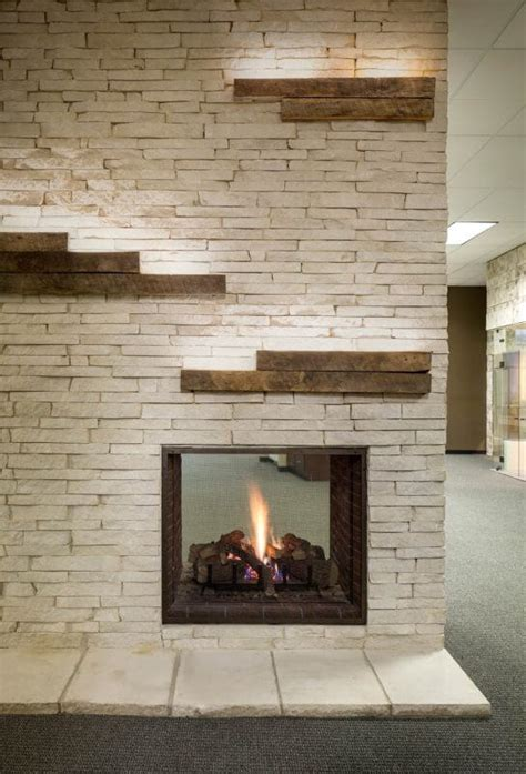 rock for fireplace facing fireplaces