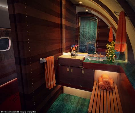 3 Bedroom Yacht Price The Skyacht One With Opulent Rooms A Cocktail Bar And A