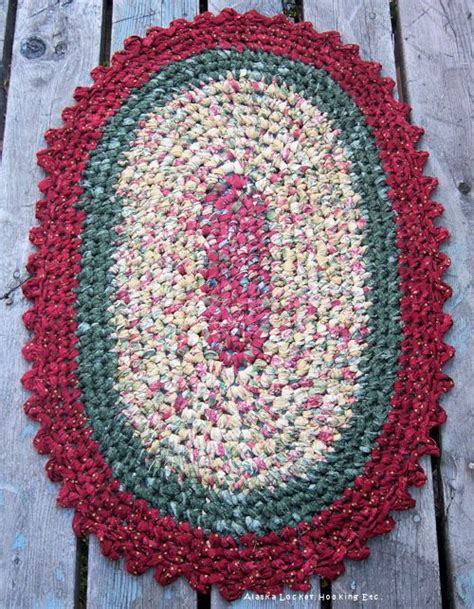 rag rug kits beginners i think just about every home i entered when i was a child had at least one of these crocheted