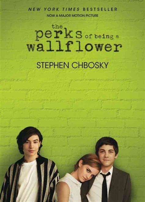 how to woo a wallflower romancing the books the perks of being a wallflower npr