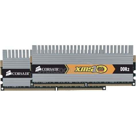 Ram Ddr2 Corsair corsair 2gb ddr2 xms2 dhx pc2 6400c4dhx twinx ocuk