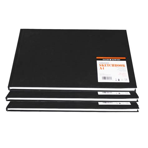 sketch book a5 graduate sketchbooks daler rowney