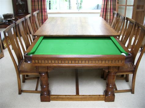 Snooker Dining Tables Uk Snooker Dining Table