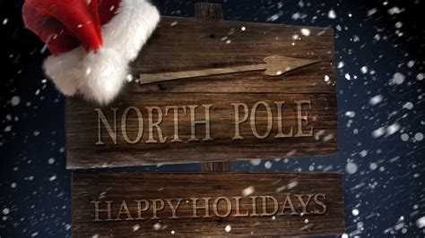 north pole sign wallpapers north pole sign stock