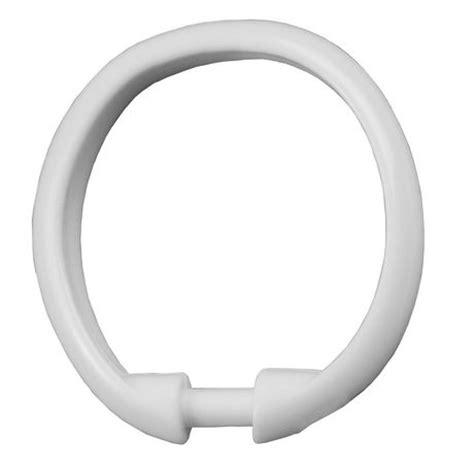 plastic shower curtain rings mainstays plastic shower curtain rings walmart ca