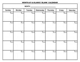 Printables printable blank calendar page amp 2015 blank calendar print