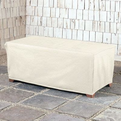 storage bench cover storage chest protective cover bc576