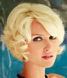 Short hairstyles and cuts different styles for short curly haircuts
