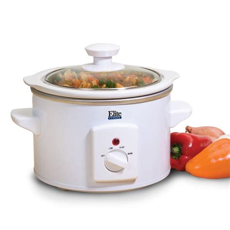 Elite Cooker elite cuisine 1 5 qt cooker mst 250xw the home depot