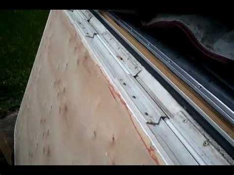 door hinge raise door 30 kodiak scer bunk end door repair attached to