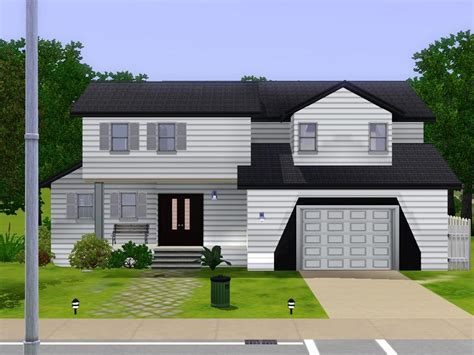 Simple Is 3 mod the sims simple family house