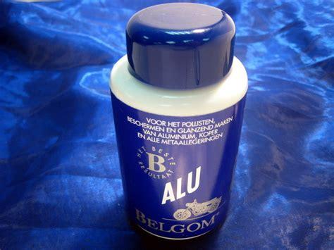 Aluminium Polieren Oxidation by Aluminium Poliermittel Belgom Valkyrie Part S