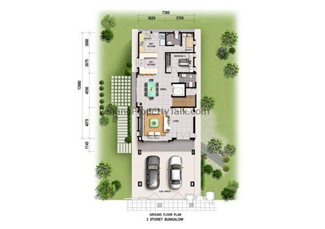 bungalow ground floor plan starhill luxury residence penang property talk