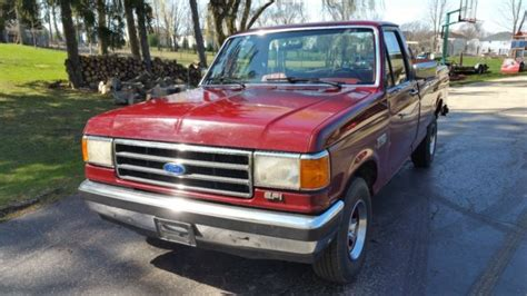 where to buy car manuals 1991 ford f series head up display 1991 ford f150 custom excellent condition 4 9ltr inline 6 5 speed manual for sale in