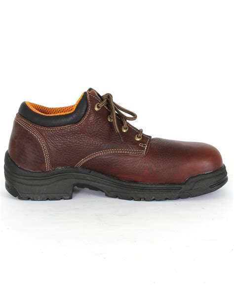 timberland pro 174 s titan oxford safety toe shoe fort