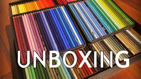 prismacolor colored pencils 150 prismacolor premier colored pencils 150 set unboxing