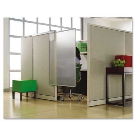 Office Desk Privacy Screen Qrtwps1000 Cubicle Privacy Screen By Quartet