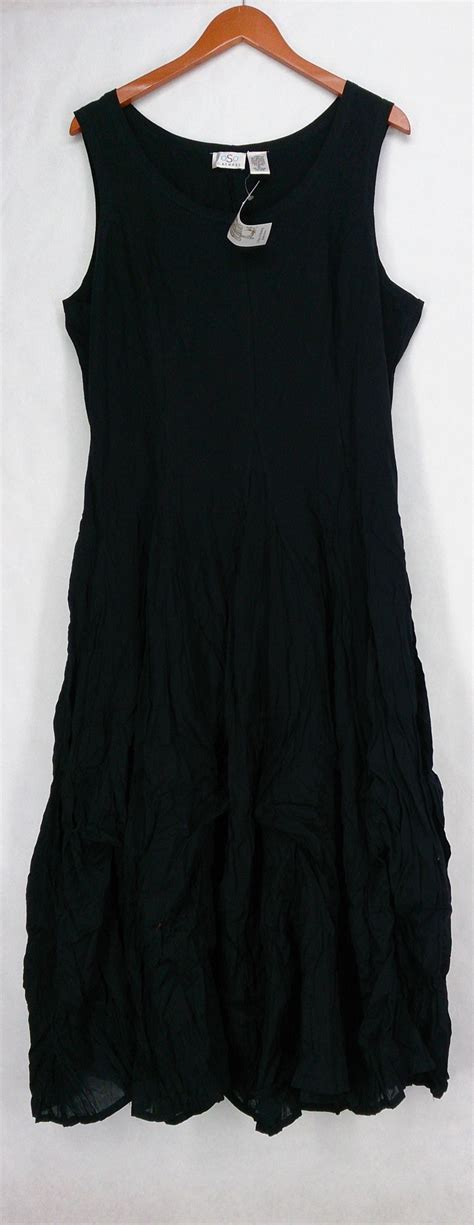 Dress Shiablack New Vv casuals dress xl sleeveless solid color convertible