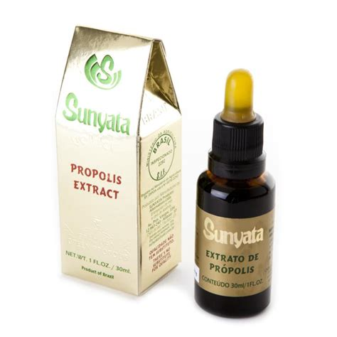 Propolis Premium 6 Ml 1 3 o 6 extracto propoleo verde brasilero antioxidante sunyata gold 30ml ebay