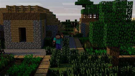 minecraft wallpapers screenshots show
