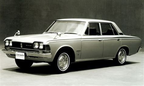toyota crown history of the toyota crown toyota