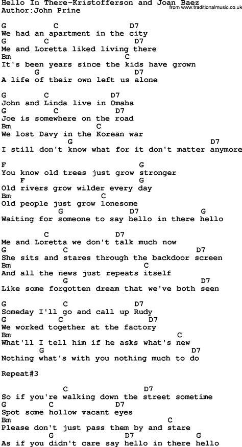 Download De Colores Joan Baez Chords