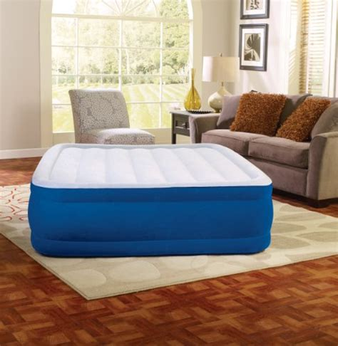 simmons beautyrest 17 inch plushaire express air bed with mattress news