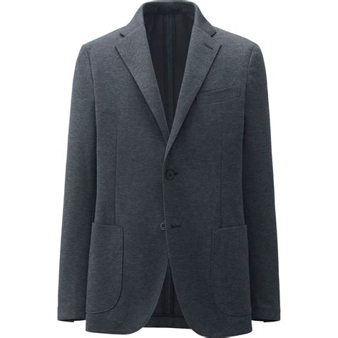 Uniqlo Mens Sweatpants Grey Original uniqlo comfort jacket in gray for gray lyst