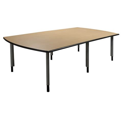 Steelcase Meeting Tables Steelcase Vecta Used Laminate 8ft Conference Table Maple National Office Interiors And