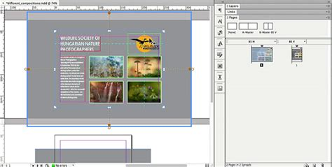 layout view indesign working with liquid layouts in adobe indesign