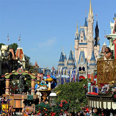 disney's magic kingdom will be dry no more the new york