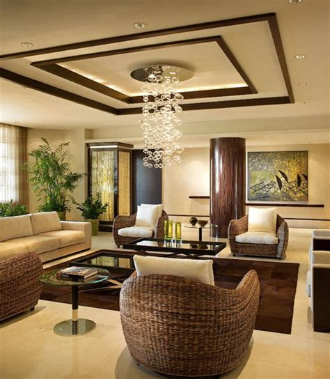 Ceiling Decorating Ideas For Living Room by Simple False Ceiling Designs For Living Room In India