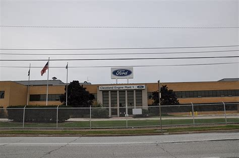 cleveland ford plant ford plant cleveland ohio flickr photo