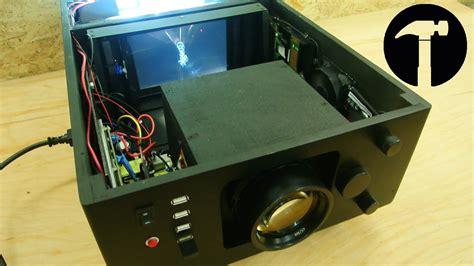 diy image projector diy projector hd finish